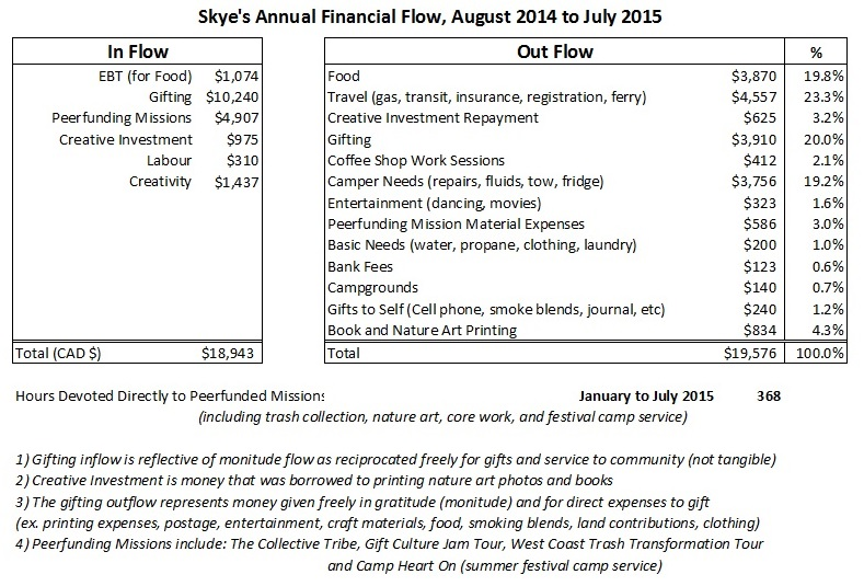 Skye Financial Summary AugtoJuly2015