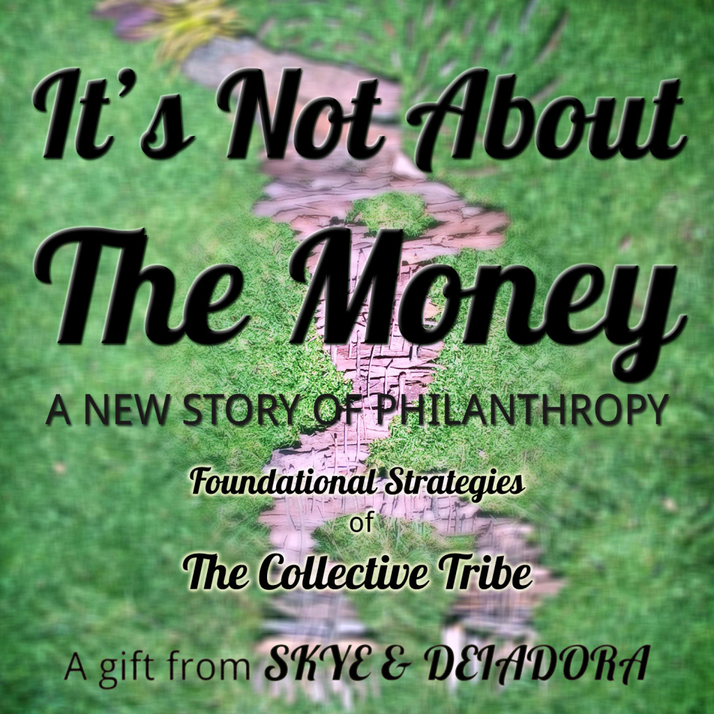 It's Not About the Money Cover copy